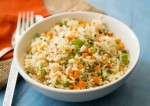 Yummy Celery and Black Pepper Rice Recipe
