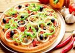 Cheesy Vegetable Pizza Recipe