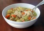 Tasty Chicken Broth Pasta Curry