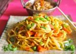 Easy Chicken Hakka Noodles Recipe
