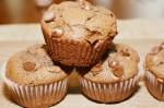 Tasty and Soft Chocolate Muffins Recipe