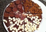 Chocolaty Chocolate Pizza Recipe