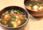 Clear Vegetable Soup with Tofu Recipe