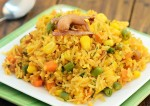 Corn and Vegetable Pulao Recipe