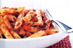 Crunchy and Tangy Tomato Pasta Recipe