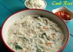 Tasty Coriander Curd Rice Recipe