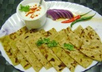Tasty Dal Paratha Recipe   Roti and Paratha   Yummy Food Recipes