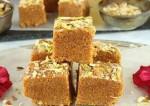 Tasty and Easy Besan Burfi Recipe