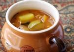 Easy Mango (Mamidikaya) Pulusu Recipe