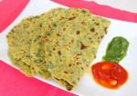 Easy Palak Paratha Recipe – Spinach Paratha