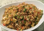 Healthy Vegetable Fried Brown Rice Recipe