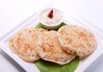 Green Moong Dal and Carrot Mini Pancake Recipe