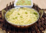 Easy Spinach and Green Pea Pulao Recipe