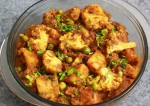 Masala Cauliflower and Green Peas Subzi Recipe