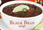 Healthy Black Bean Soup Recipe