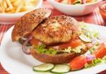 Healthy Mushroom Burger Recipe