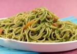 Healthy Spinach Noodles Recipe