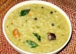 Indian Khara Pongal Recipe