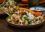 Easy Lobia Biryani Recipe