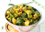 Mooli Sabzi Recipe