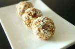 Tasty and Crunchy Muesli Balls Recipe