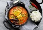 Rajasthani Style Pithore Kadhi Recipe