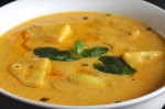 Spicy Potato Kadhi Recipe
