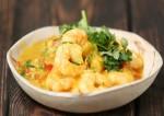 Prawns Coconut Curry Recipe