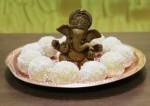 Quick Coconut Ladoo Recipe