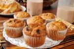 Orange and Raisin Muffins Recipe