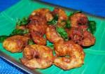 Rava Fried Prawns Recipe