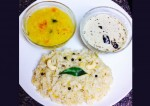 South Indian Ven Pongal Recipe