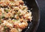 Soya Granule and Vegetable Pulao Recipe
