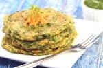 Spicy Oats Pancake Recipe