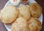 Spicy Urad Dal Puri Recipe