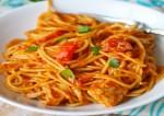 Spicy and Quick Spaghetti Recipe