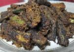 Stuffed Lady's Finger Recipes | Bhindi Fry | Veg Food Recipes