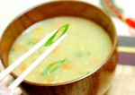 Vegetable and Sweet Corn Soup Recipe