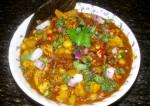 Tasty Ghugni Dried Yellow Pea Curry Recipe