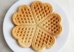The Best Heart Shape Wheat Waffles Recipe