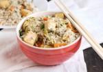Easy Tofu Fried Rice Recipe