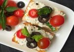 Tomato Cheese Toast Recipe