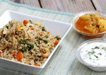 Vegetable Yakhni Pulao Recipe