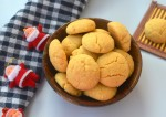 Eggless Whole Wheat Coconut Cookies Recipe