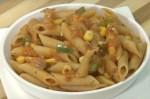Whole Wheat Pasta in Tomato Sauce Recipe