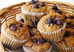 Low Fat Blueberry Bran Muffins recipe
