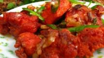 Spicy Chicken Manchurian Recipe