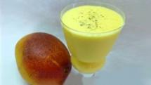 Mango Flavored Yogurt Drink
